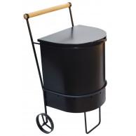 Печь для сжигания мусора МСЖ Doorz