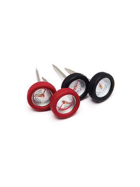 Мини термометры с силиконовой фаской