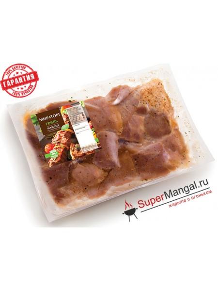 Шашлык свиной традиционный