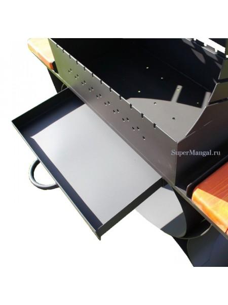 Зольник для мангалов koncept