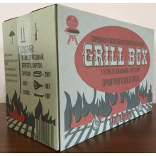 Комплект для розжига Grill Box