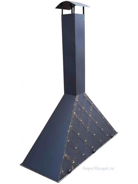Зонт-вытяжка для зон барбекю