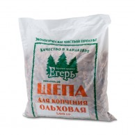 """Щепа для копчения """"Ольха"""", 250 грамм."""