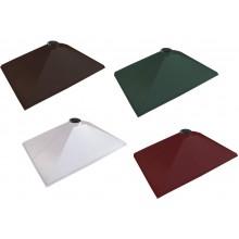 Зонт из окрашенной стали от 900 до 2400 мм