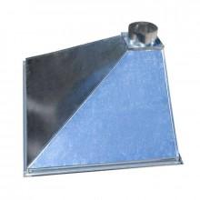 Зонт пристенный вытяжной от 800 до 2000 мм