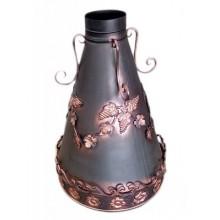 Зонт кованый вытяжной для тандыра