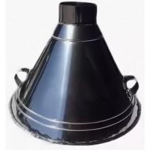 Зонт купольный вытяжной для тандыра D 400-1000 мм