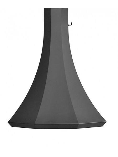 Вытяжной купол для зон барбекю (двустенный)