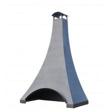 Зонт-вытяжка для зон барбекю MK-8.1